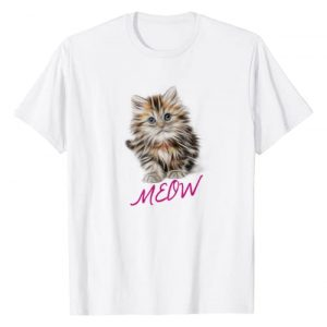 Caterpillar Graphic Tshirt 1 Cat Shirt Meow Kitty Funny Cats Mom And Cat Dad Gift T-Shirt