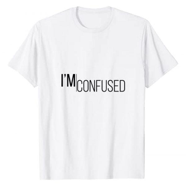 INNA Graphic Tshirt 1 I'm Confused T-Shirt
