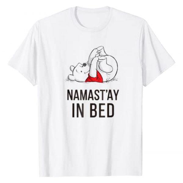 Disney Graphic Tshirt 1 Winnie the Pooh Namast'ay T-Shirt