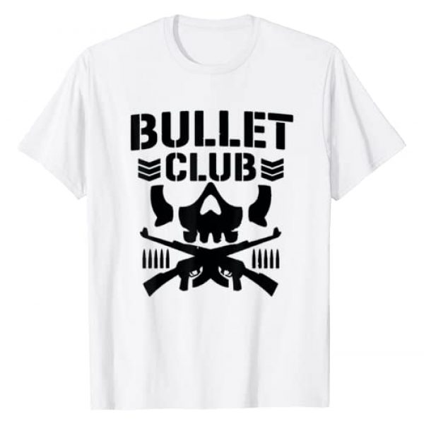 rayotees Graphic Tshirt 1 New Japan Tees Club of Bullet Pro Wrestling T-Shirt