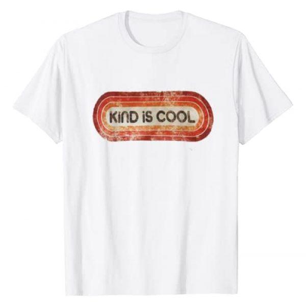 Kind is Cool Anti-Bullying Cute Tee Shirt Graphic Tshirt 1 Kind is Cool - Kindness Anti Bully Raise Awareness T-Shirt