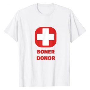 Boner Donor !! Graphic Tshirt 1 Boner Donor T-Shirt
