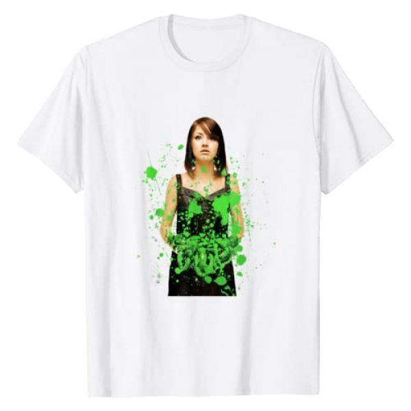 Bring Me The Horizon Graphic Tshirt 1 Green Girl - Official Merchandise T-Shirt