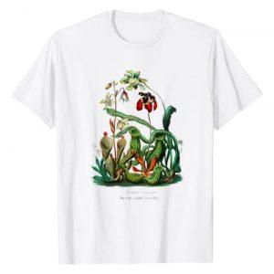 Carnivorous Plants T-Shirts Graphic Tshirt 1 Carnivorous Plants Shirt Vintage Sarracenia Botanical shirt