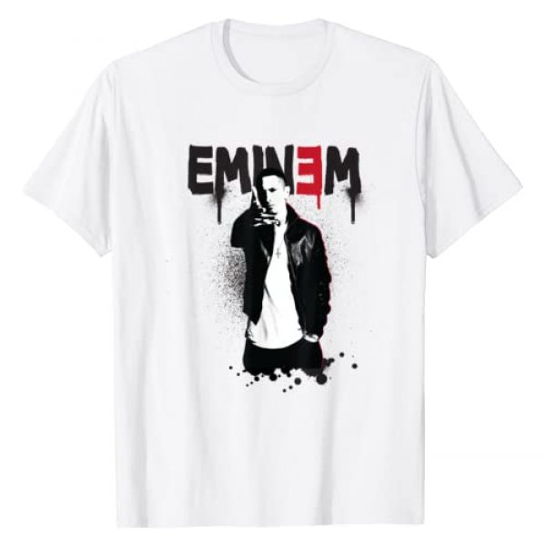 EMINEM Graphic Tshirt 1 Official Sprayed Up T-Shirt