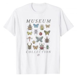 Animal Crossing Graphic Tshirt 1 Bugs Museum Collection T-Shirt