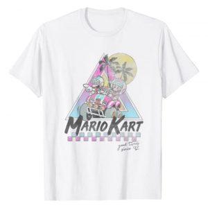 Mario Kart Graphic Tshirt 1 Mario And Luigi Good Time Since 92 Vintage T-Shirt