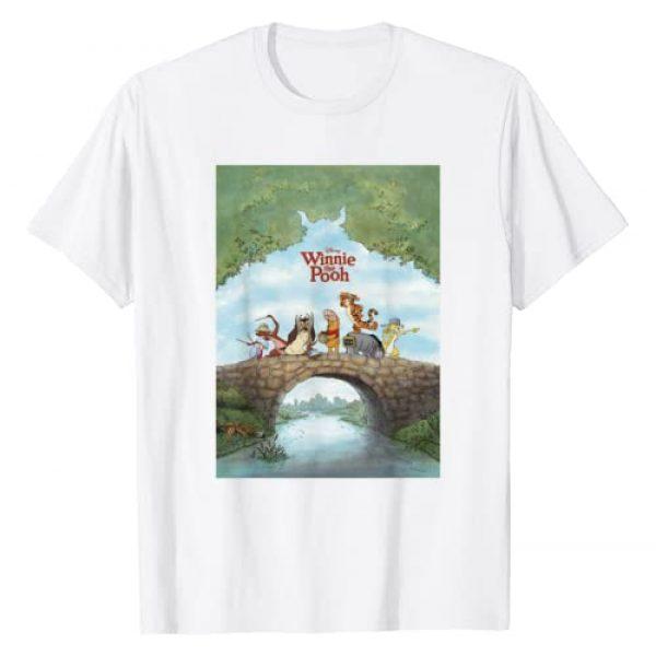 Disney Graphic Tshirt 1 Winnie The Pooh Poster T-Shirt