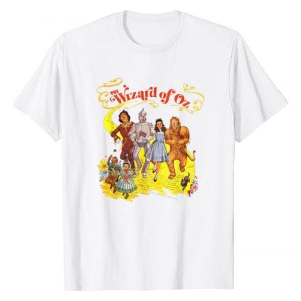 Warner Bros. Graphic Tshirt 1 Wizard of Oz Classic Brick Road T-Shirt