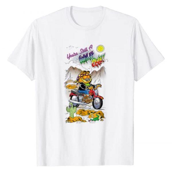 Garfield Graphic Tshirt 1 Wild One T Shirt