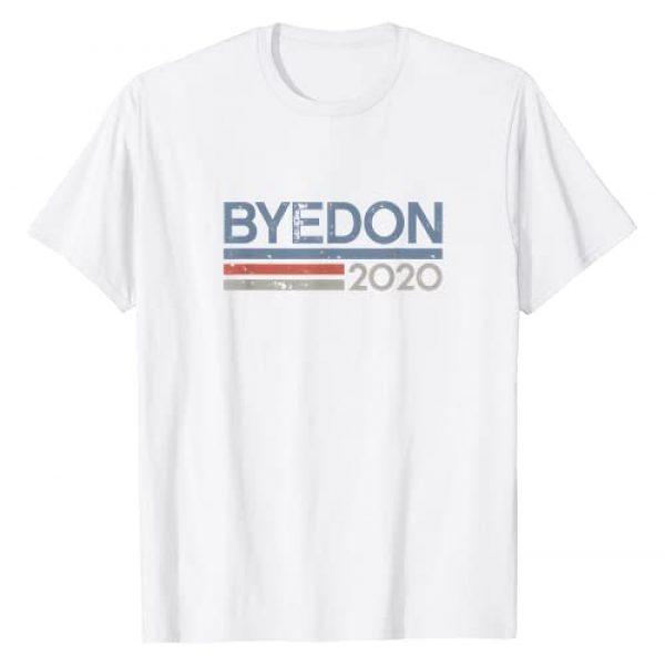 BYEDON Biden 2020 Apparel Graphic Tshirt 1 BYEDON 2020 Shirt Retro Bye Don 2020 T-Shirt