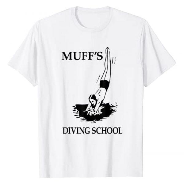 Muffs diving School Shirt Scuba Diver Gifts Graphic Tshirt 1 Muffs diving School Shirt Halloween Funny Scuba Diving T-Shirt
