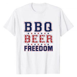 BBQ Beer Freedom T-shirt Graphic Tshirt 1 BBQ Beer Freedom Gift T-Shirt