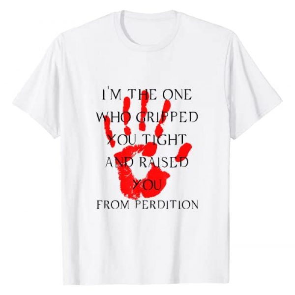 FanTeeSize Graphic Tshirt 1 Castiel Perdition Supernatural T-shirt T-Shirt