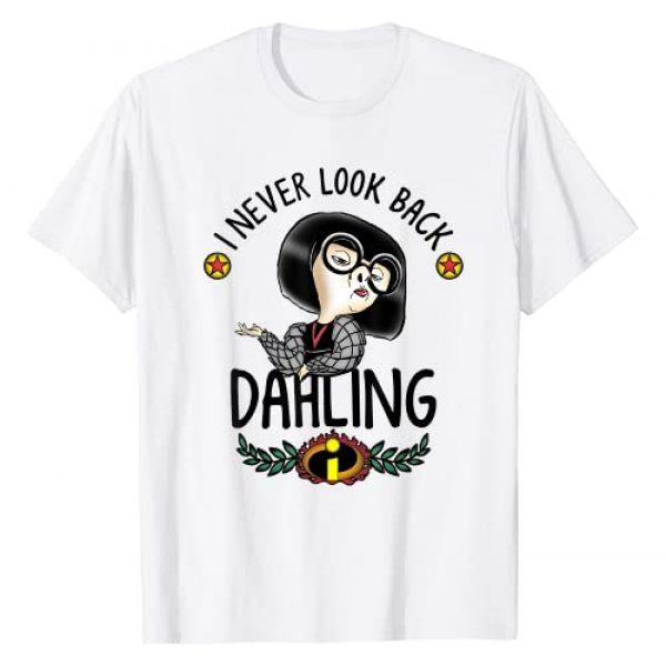 Disney Graphic Tshirt 1 Pixar Incredibles Edna Darling Graphic T-Shirt T-Shirt