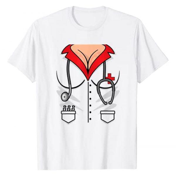Halloween Craziness Graphic Tshirt 1 Sexy Nurse Costumes Naughty Nurse Costume Nurse Halloween T-Shirt