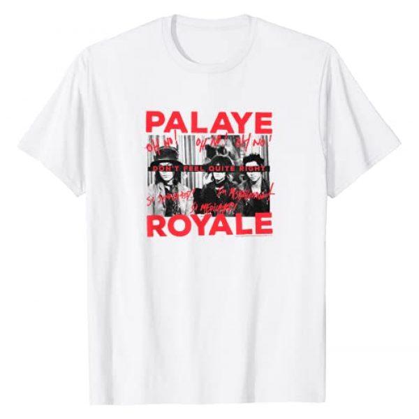 Palaye Royale Graphic Tshirt 1 Oh No T-Shirt