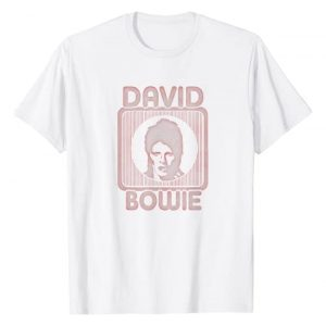 David Bowie Graphic Tshirt 1 Changes T-Shirt