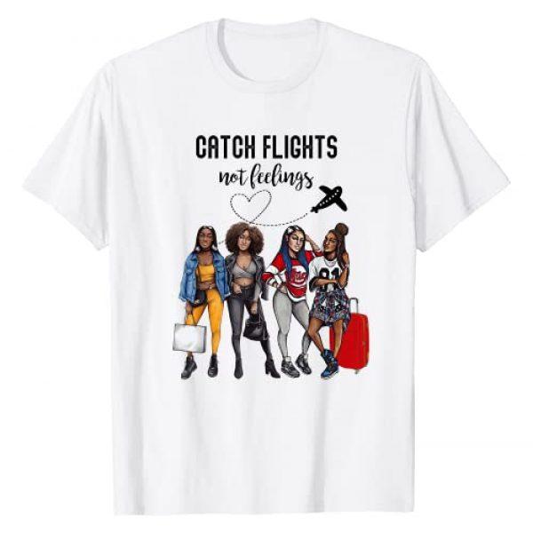 Catch Flight Not Feeling Summer Vacation Graphic Tshirt 1 Women Gifts Catch Flight Not Feeling Summer Vacation T-Shirt