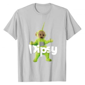 Teletubbies Graphic Tshirt 1 Adult T Shirt - Dipsy