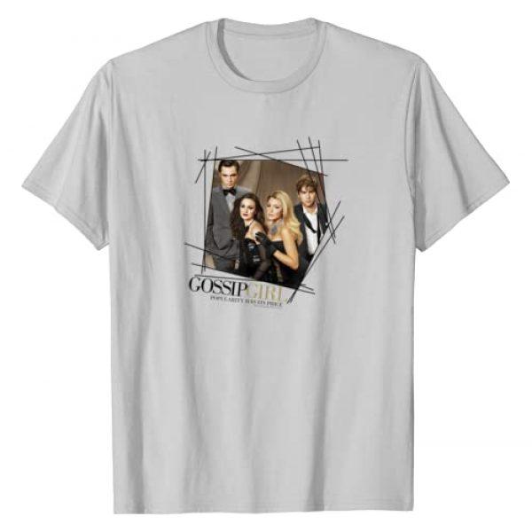 Warner Bros. Graphic Tshirt 1 Gossip Girl Line Border T-Shirt