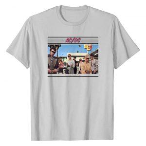 AC/DC Graphic Tshirt 1 Dirty Deeds Done Dirt Cheap T-Shirt