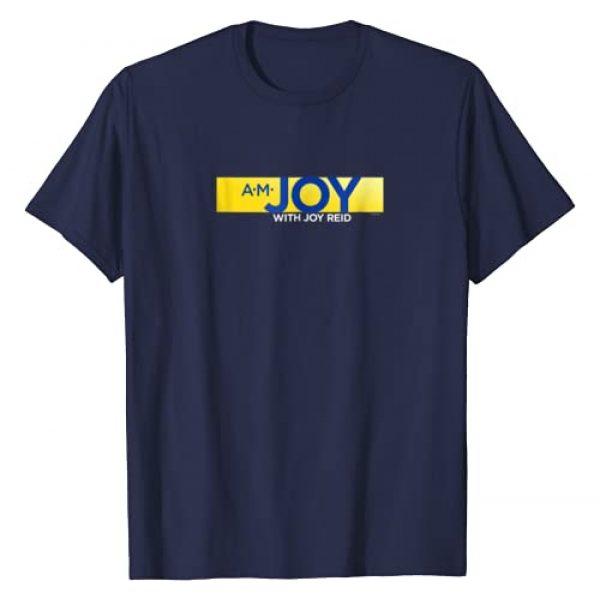 MSNBC Graphic Tshirt 1 AM Joy Standard T-Shirt - MSNBC