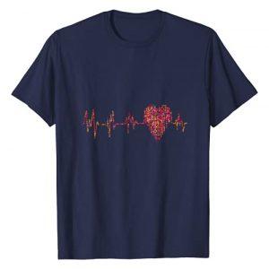 Hugo Boss Graphic Tshirt 1 Heart line T-Shirt