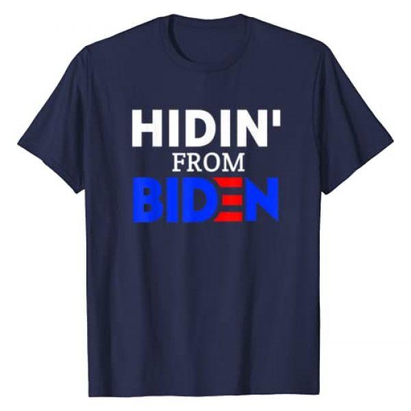 hidin from biden shirt men's women's kids xs Graphic Tshirt 1 anti Joe Biden T-Shirt