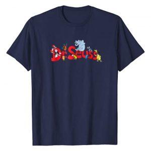 Dr. Seuss Graphic Tshirt 1 Family T-shirt