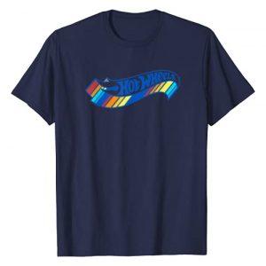 Hot Wheels Graphic Tshirt 1 Colorful Logo T-Shirt
