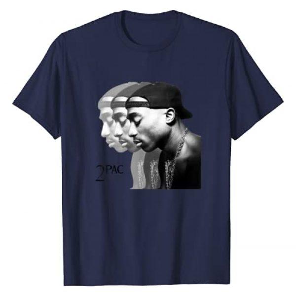 Tupac Graphic Tshirt 1 Repeat T-Shirt