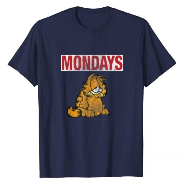 Garfield Graphic Tshirt 1 Mondays T-Shirt