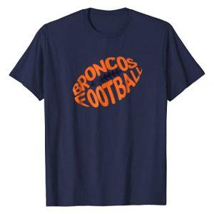 Broncos Nation T's Graphic Tshirt 1 Broncos Football - Broncos Nation T's T-Shirt
