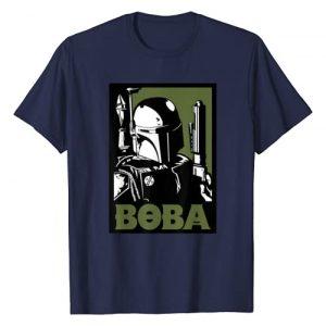 Star Wars Graphic Tshirt 1 Boba Fett Poster T-Shirt