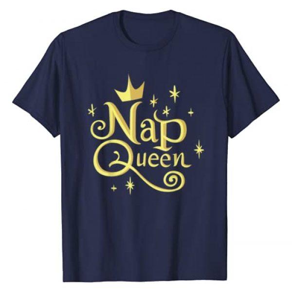 Disney Graphic Tshirt 1 Wreck It Ralph 2 Aurora Nap Queen Graphic T-Shirt