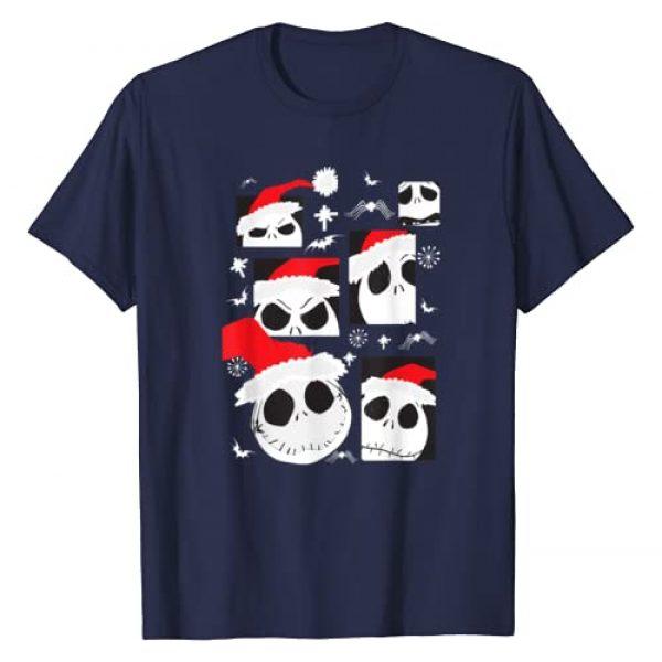 Disney Graphic Tshirt 1 Nightmare Before Christmas Jack T Shirt