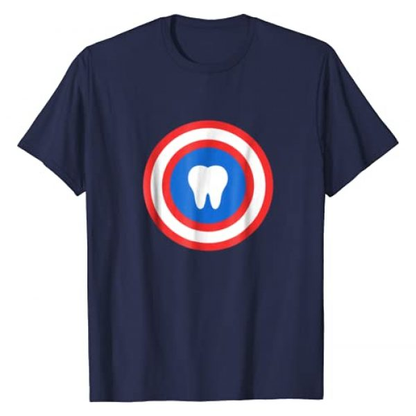 Funny Dentistry Shirts Gifts Graphic Tshirt 1 Captain Tooth Funny Dentistry Dentist T Shirt Gift