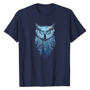Shirt.Woot Graphic Tshirt 1 Rising Owl T-Shirt