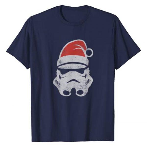 Star Wars Graphic Tshirt 1 Christmas Stormtrooper Holiday T-Shirt