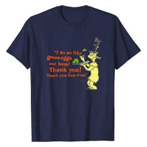 "Dr. Seuss Graphic Tshirt 1 Green Eggs and Ham ""I Do So Like"" quote T-Shirt"
