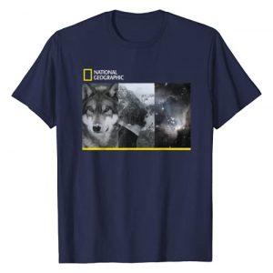 NATIONAL GEOGRAPHIC Graphic Tshirt 1 Nature Photo Line Up T-Shirt
