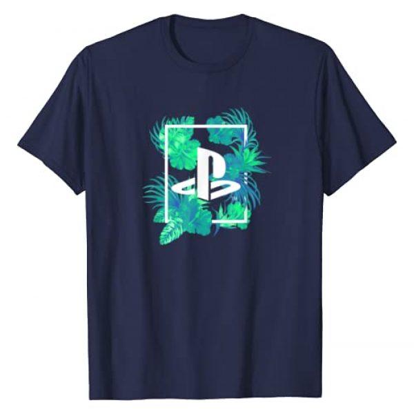 PlayStation Graphic Tshirt 1 Playstation Jungle