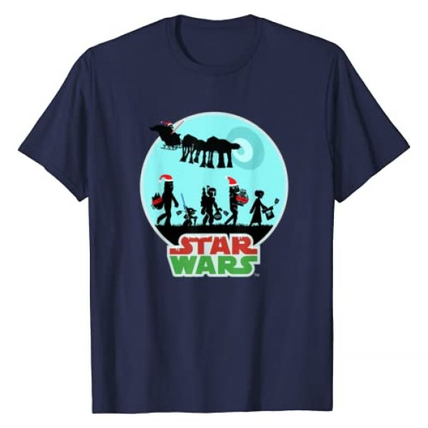 Star Wars Graphic Tshirt 1 Characters Holiday Gifts Death Star T-Shirt