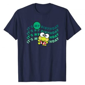 SANRIO Graphic Tshirt 1 Keroppi It's My Birthday T-Shirt