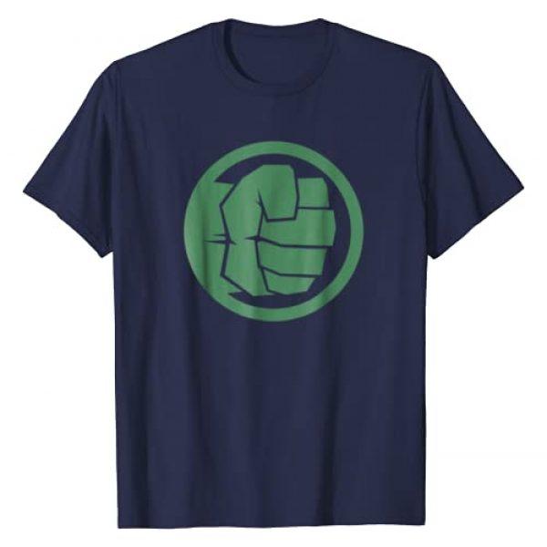Marvel Graphic Tshirt 1 Hulk Fist Tonal Icon Graphic T-Shirt C1