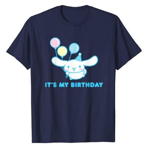 SANRIO Graphic Tshirt 1 Cinnamoroll It's my Birthday T-Shirt