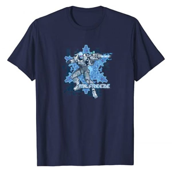 DC Comics Graphic Tshirt 1 Batman Mr. Freeze T-Shirt