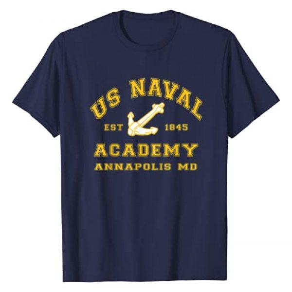 RangerTees Graphic Tshirt 1 US Naval Academy T-Shirt