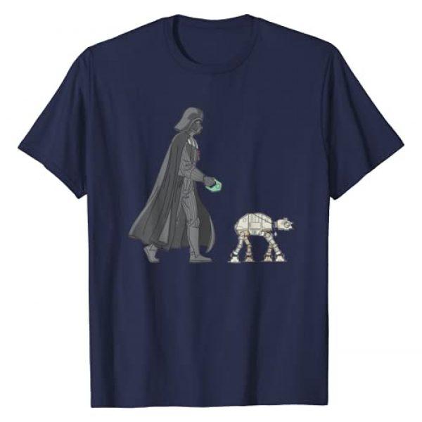 Star Wars Graphic Tshirt 1 Darth Vader AT-AT Walker T-Shirt
